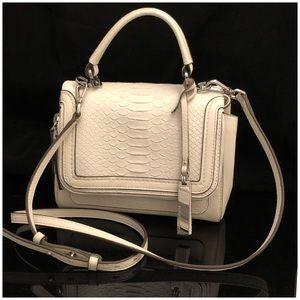 VINCE CAMUTO Leather Satchel/Shoulder Bag